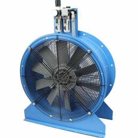 Extracteur d'Air Ventilateur Industriel Professionnel VIF